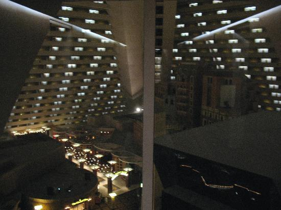 View From Elevator