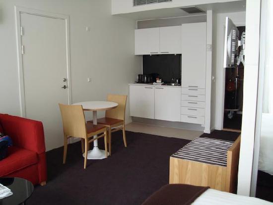 Adina Apartment Hotel Copenhagen Kitchennette Studio