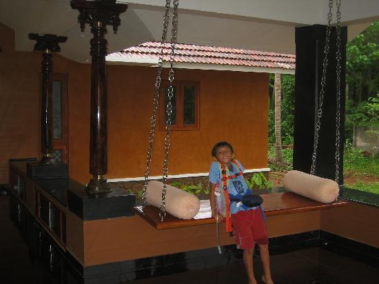 Swing In Living Room Indian Style Indusladies