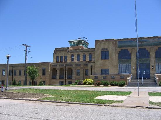 Aviation Wichita Ks Old Pictures