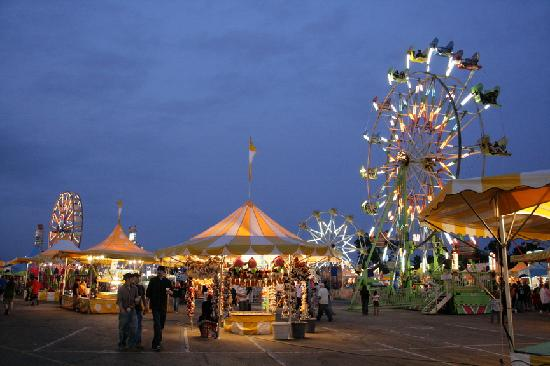 Greeley Stampede Carnival Picture Of Greeley Colorado