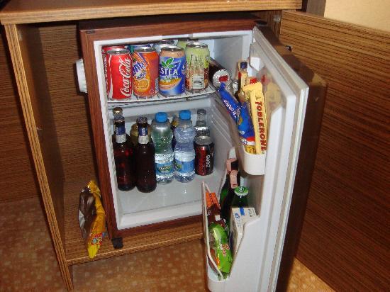 Mini Bar Chambre Photo De Aqua Fantasy Aquapark Hotel