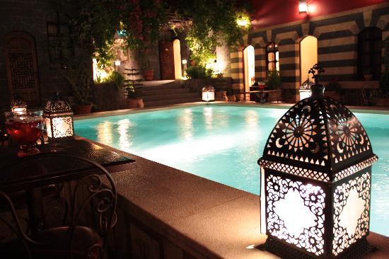 Talisman Hotel Damascus Syrie Voir Les Tarifs 7 Avis