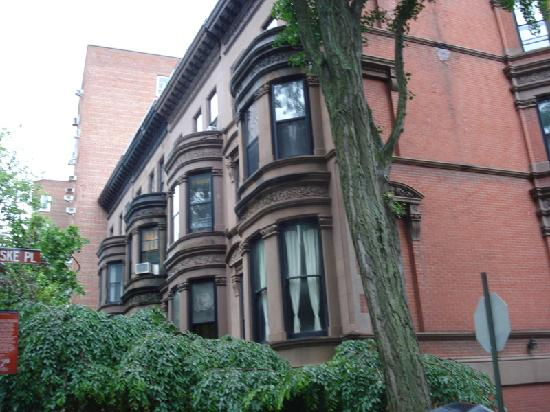 while growing up in park slope brooklyn back in the day - 550×412