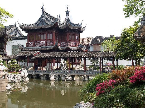 Yu Yuan Gardens, Shanghai