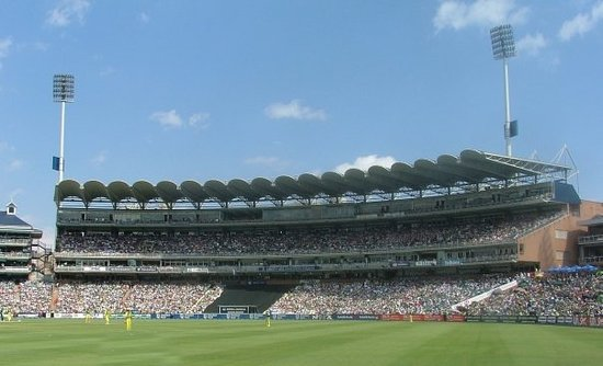 Wanderers Cricket Stadium, Johannesburg, South Africa