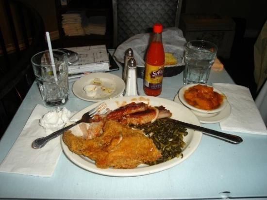 Soul Food Brunch Harlem