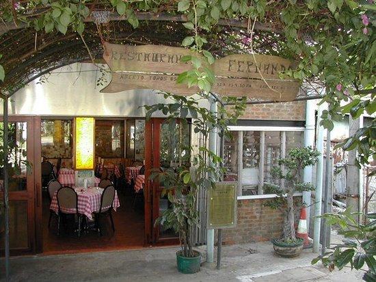 Pictures of Fernando's Restaurant, Macau