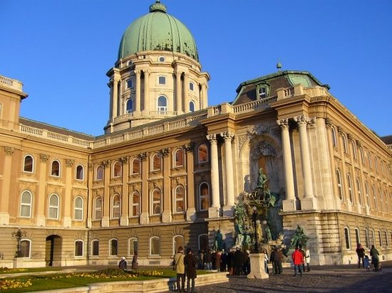 Pictures of Hungarian National Museum (Magyar Nemzeti Muzeum), Budapest