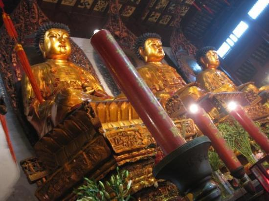 Images of Jade Buddha Temple, Shanghai