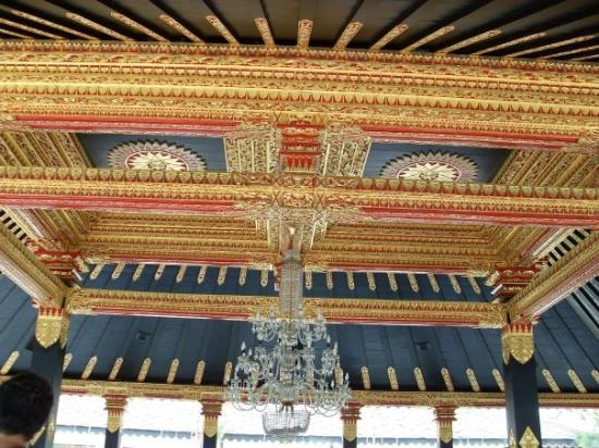 Kraton (Keraton): En el palacio del Sultan