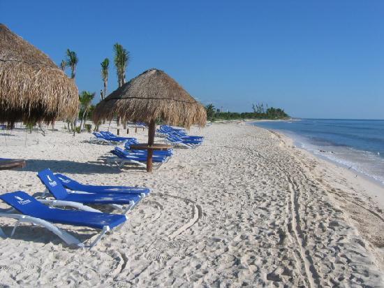 Grand Sunset Princess Beach Picture Of Playa Del Carmen