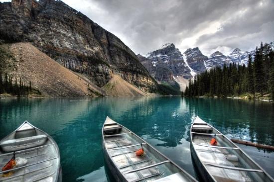 Foto Moraine Lake, Lake Louise