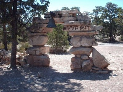 Hermit's Rest (Grand Canyon National Park) - All You Need to Know ...