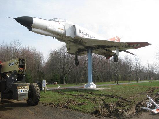 air force memorial in nj