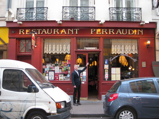 Perraudin Paris Quartier Latin Restaurant Avis