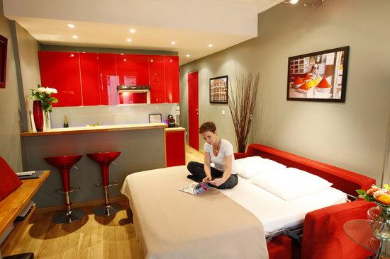 Paiko Apart Hotel Paris France Voir Les Tarifs Et