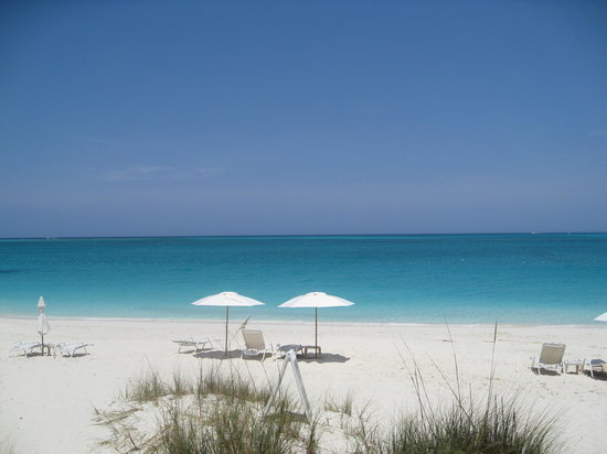 Providenciales: our spot on the beach