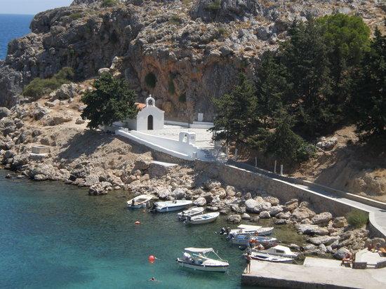 Rhodes, Grécia: st paul's chapel