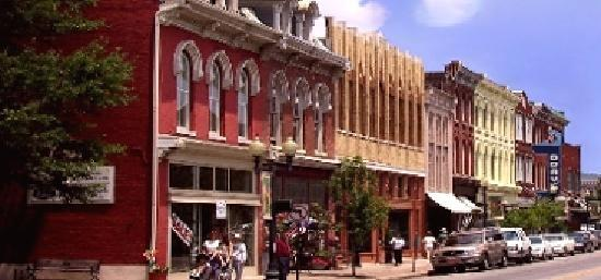 Franklin Tennessee Visitor Attractions