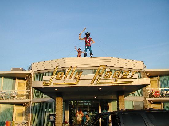 Jolly Roger Motel Wildwood Crest NJ Motel Reviews