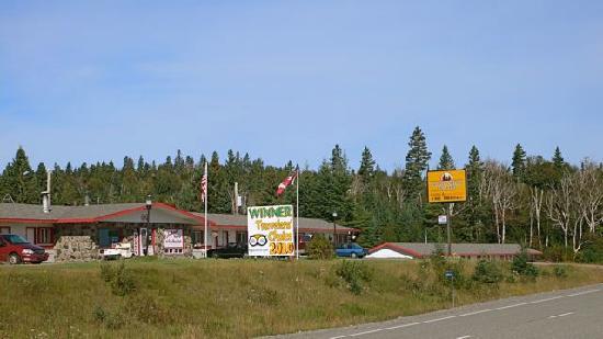 Northern Lights Motel Wawa Ontario