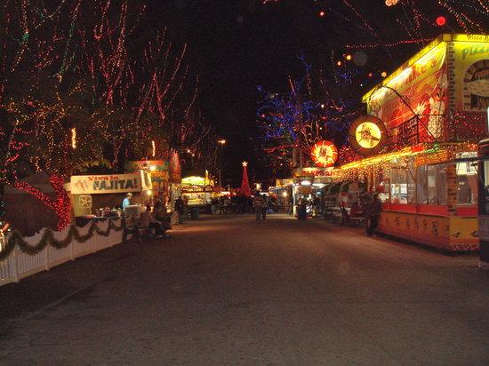 Santas Enchanted Forest Miami FL Hours Address