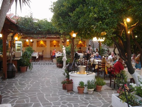Restaurant en el Jardín