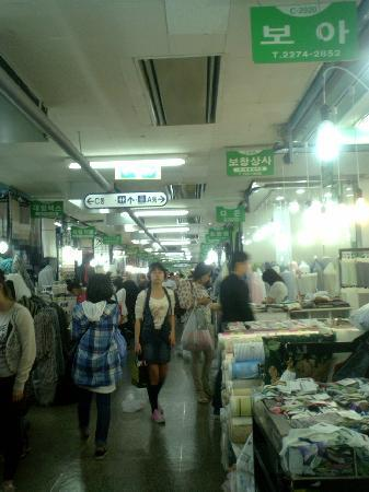 Photos of Dongdaemun Shopping Complex, Seoul