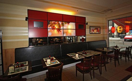 Sushi Restaurants Large Groups