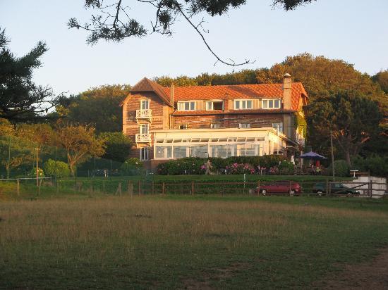 Hotel De La Terrasse Varengeville Sur Mer Voir Les