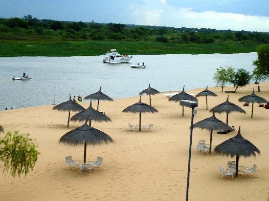 Foto De Resort Yacht Y Golf Club Paraguayo Lambare Beach