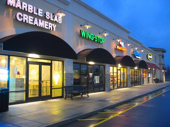 Wing Stop Murfreesboro 452 N Thompson Ln Restaurant