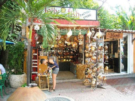 Just Another Shop Picture Of Playa Del Carmen Riviera
