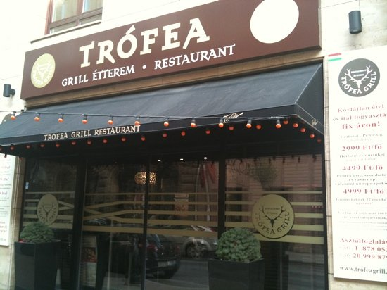 Photos of Trofea Grill Etterem, Budapest