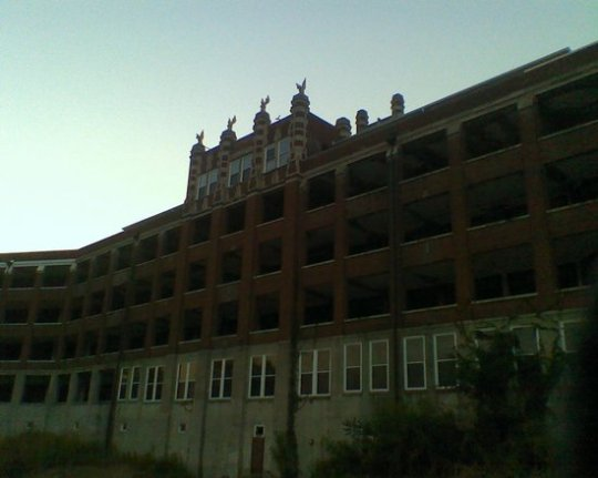 Photos of Waverly Hills Sanatorium, Louisville