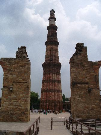Photos of Qutab Minar, New Delhi