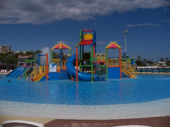 Estival Park Salou Kids Pool At Water