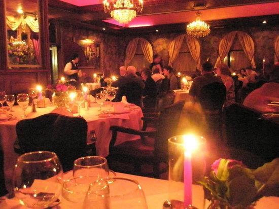 Old Warsaw Restaurant Dallas 2610 Maple Ave Oak Lawn