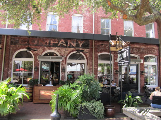 Downtown Restaurants Savannah Ga
