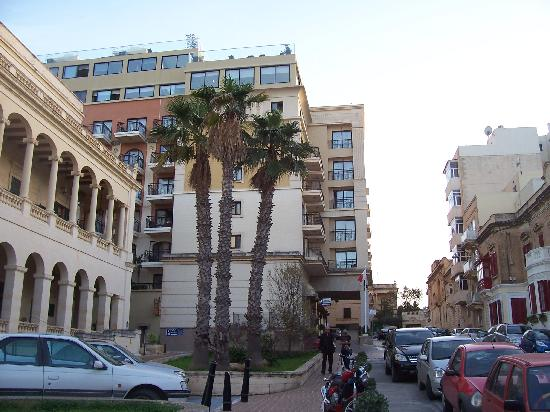 Le Victoria Htel Sliema MALTE Picture Of The Victoria
