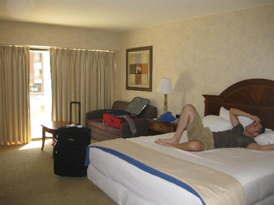 Flamingo Las Vegas Hotel The Room 1 King Bed