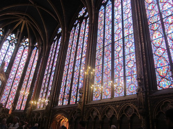 Images of Sainte-Chapelle, Paris