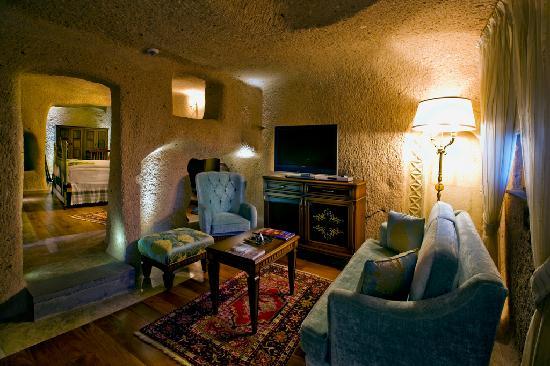 Cappadocia Cave Resort & Spa: Senior Suite