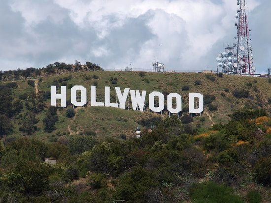 Image result for Hollywood Sign in Los Angeles