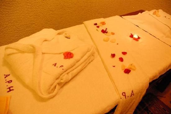 ??Argan Phyto House?: Salles de massage?
