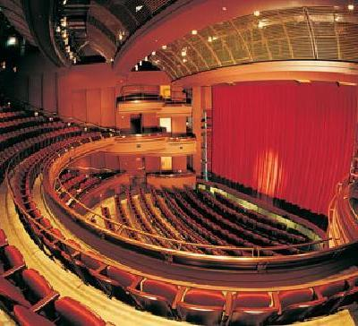 Enjoy a musical or play in the Kay theater.