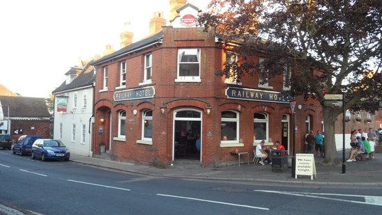 Railway Hotel (Faversham, Kent)