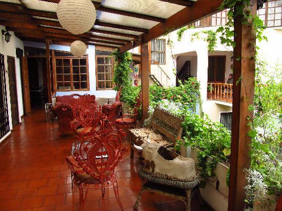 picture of hotel ayenda el patio
