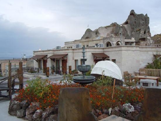 Cappadocia Cave Resort & Spa: Rooftop patios